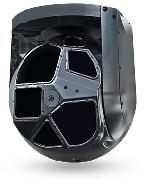 CM234 Spitfire camera gimbal