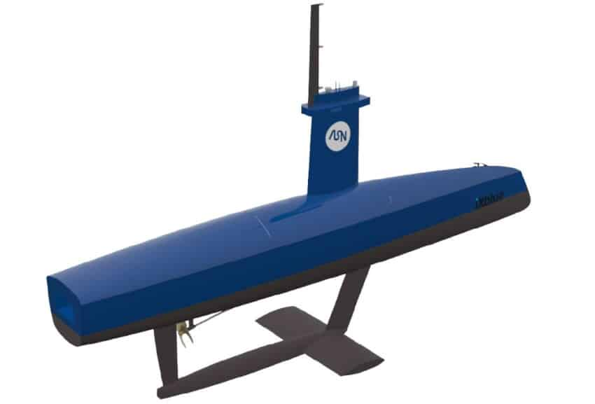 Remotely operated hydrographic USV