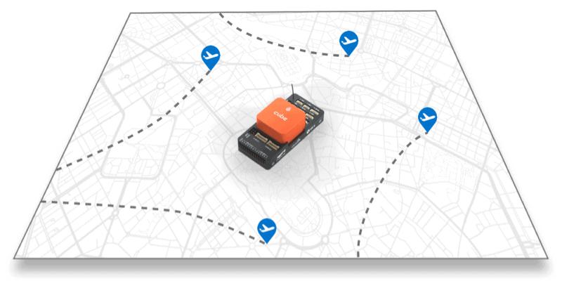 Cube open source drone autopilot