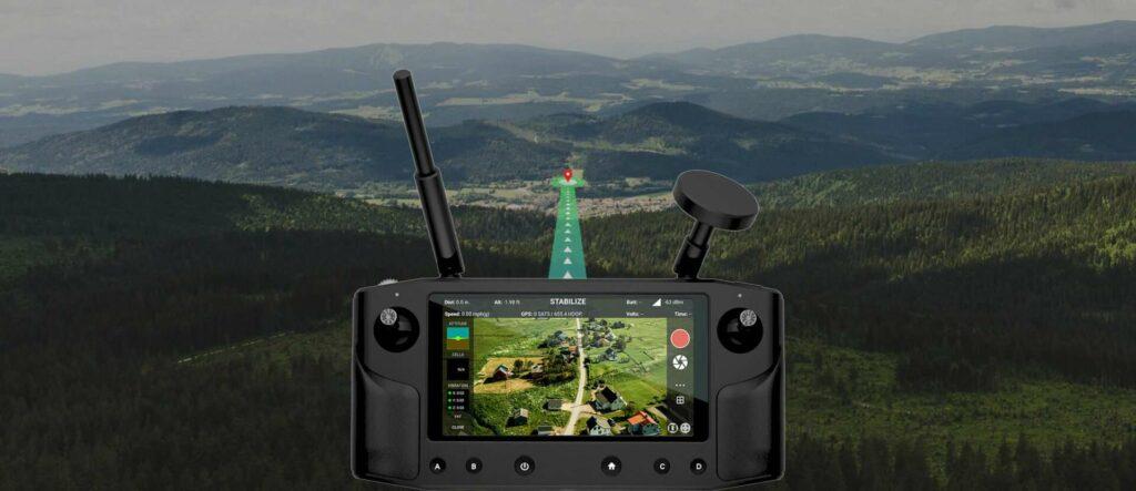 uav flight controller