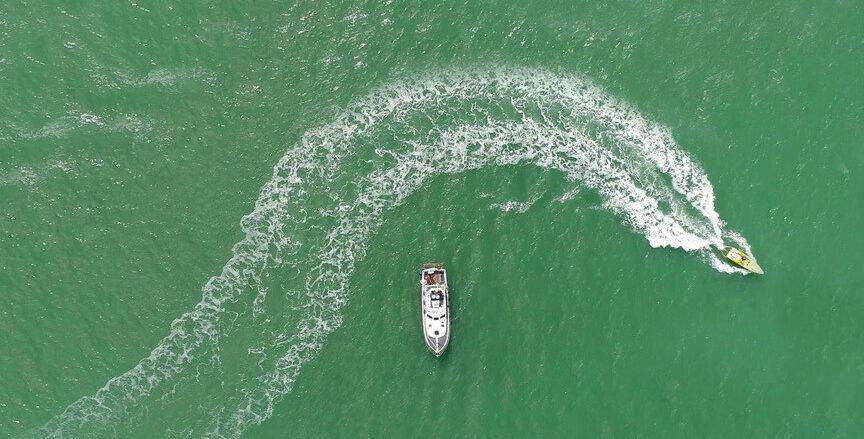 Maritime autonomy path planning software