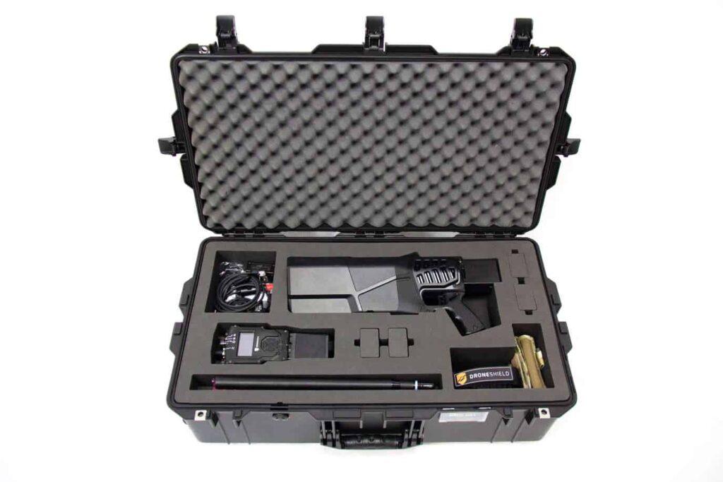 Portable counter-drone kit