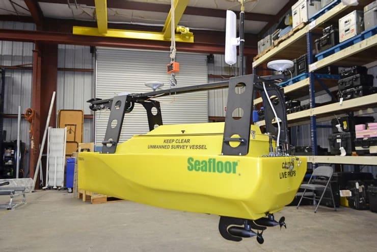 Seafloor Systems USV
