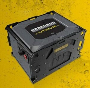 Vanguard Lithium Ion Battery