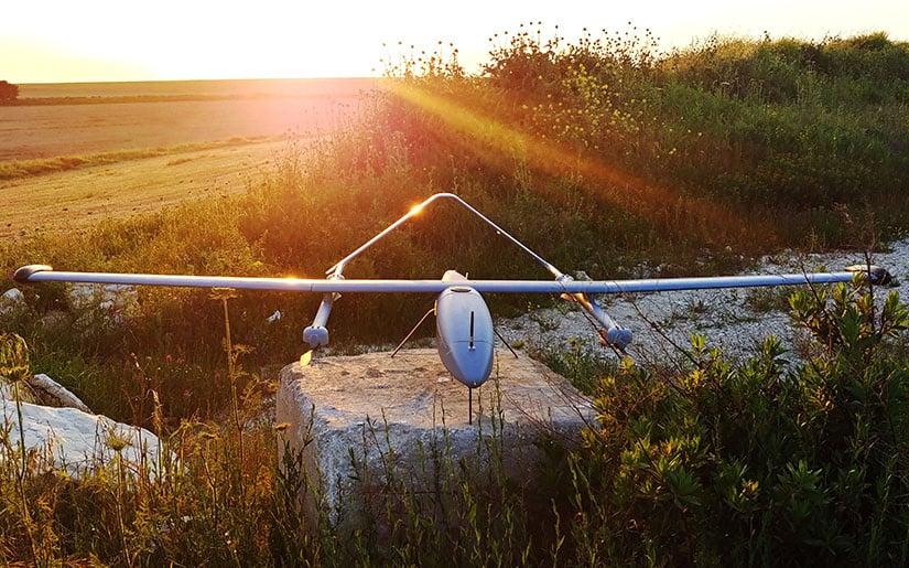 WanderB-VTOL UAV