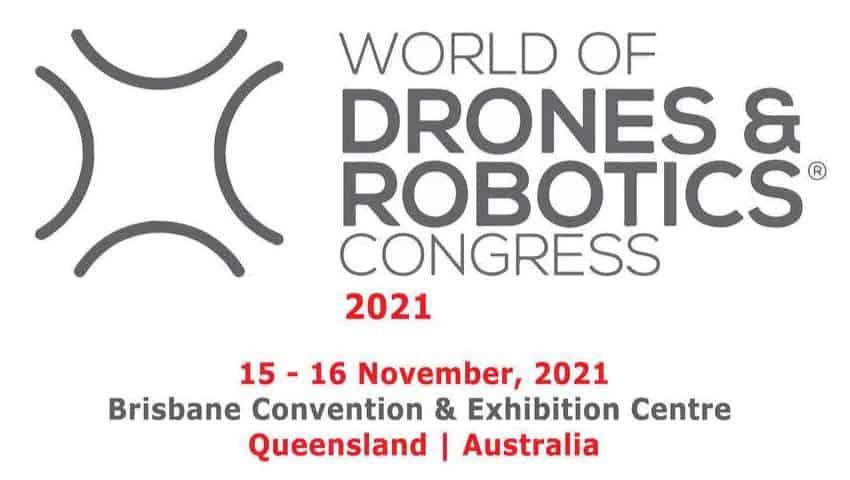 World of Drones & Robotics Congress 2021