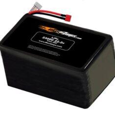 LiPo Quadcopter batteries