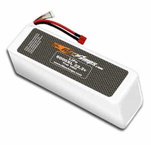 6000XL 6S LiPo highest energy density Battery Pack