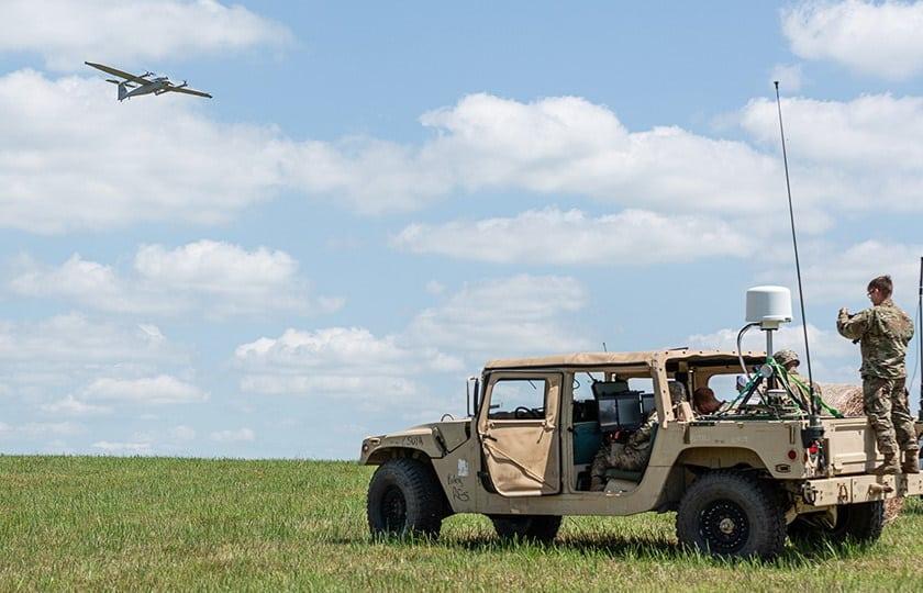 AeroVironment JUMP 20 UAS