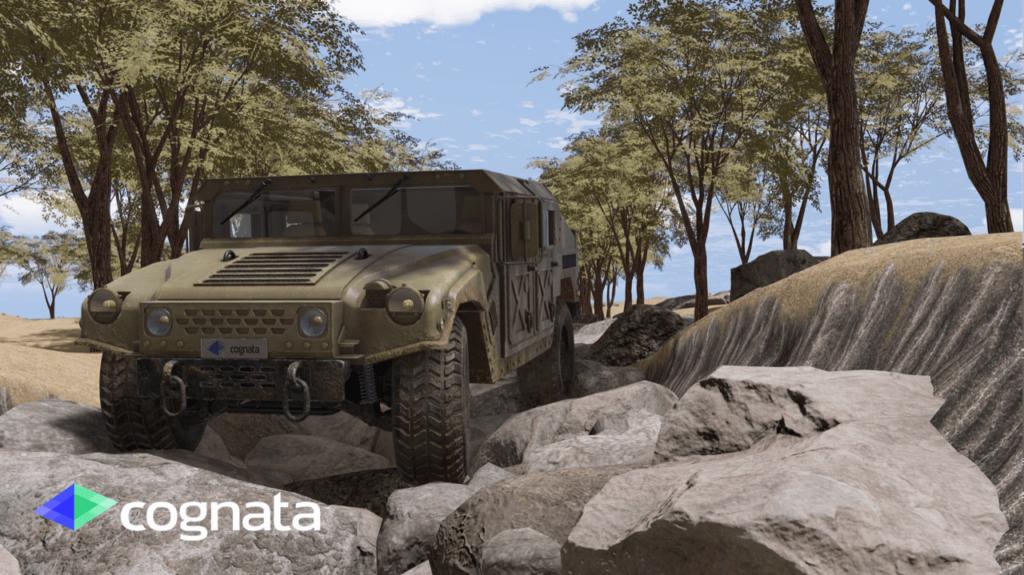 Autonomous Vehicle Simulation Software