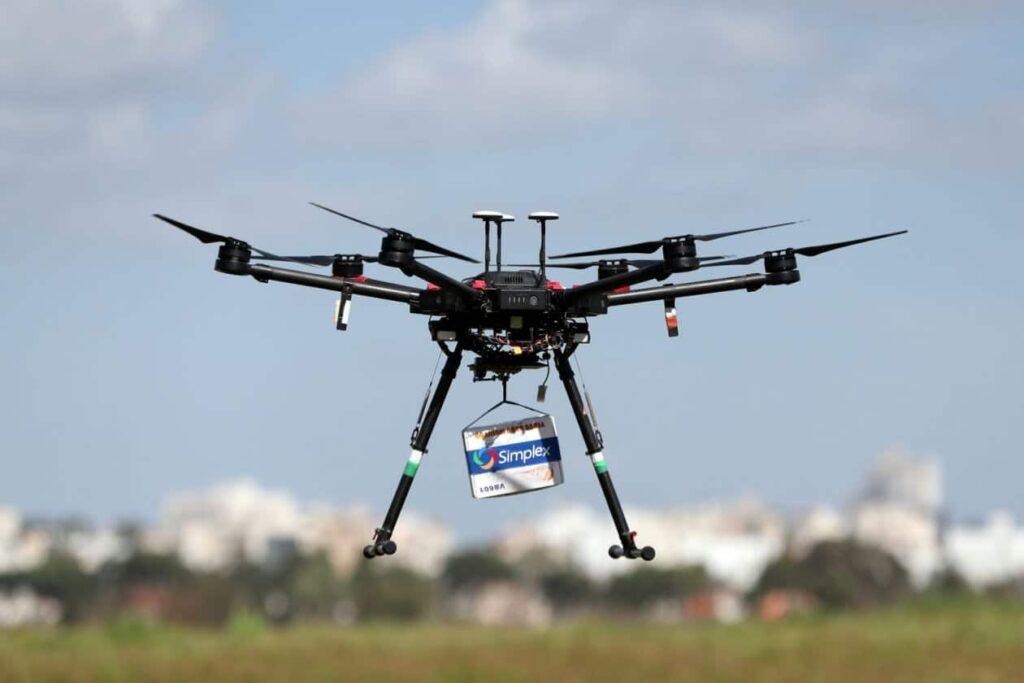 BVLOS drone delivery
