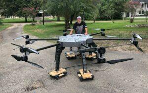 Drone LiPo battery packs