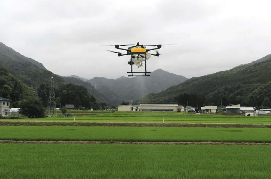 NTT-e-Drone and Auterion