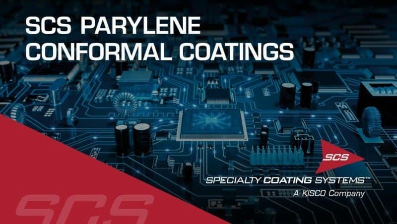 Parylene conformal coatings