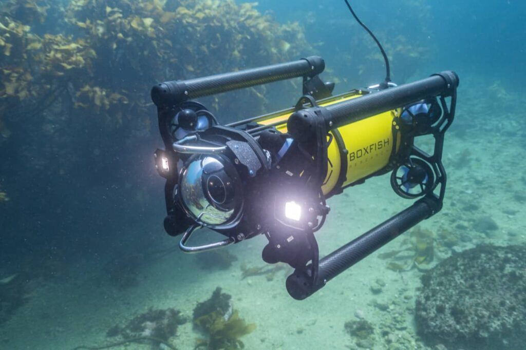 Professional ROV - Underwater Inspection Vehicle