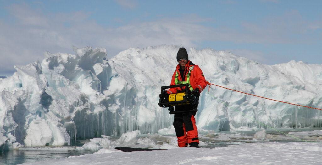 Professional Underwater ROV