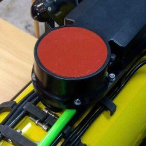 ROV Doppler Velocity Log (DVL)