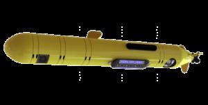 Recon AUV underwater inspection camera