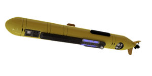 Recon LS AUV underwater imaging technology