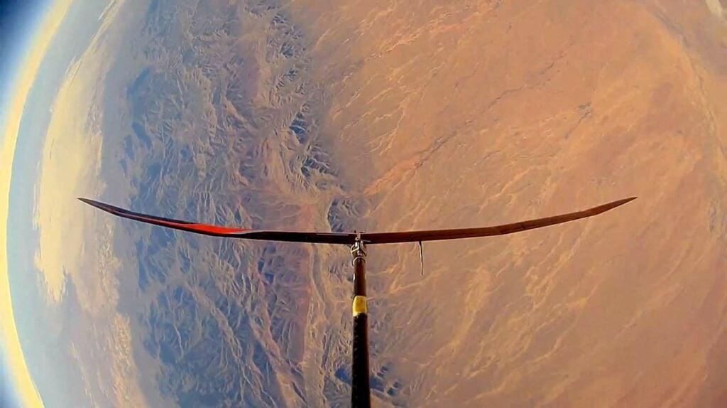 UAVOS HiDRON stratospheric drone