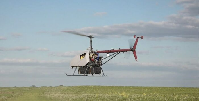 Heavy-Lift Cargo Drone Completes Flight Tests