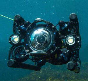 Underwater Observation 4K Underwater Video Camera