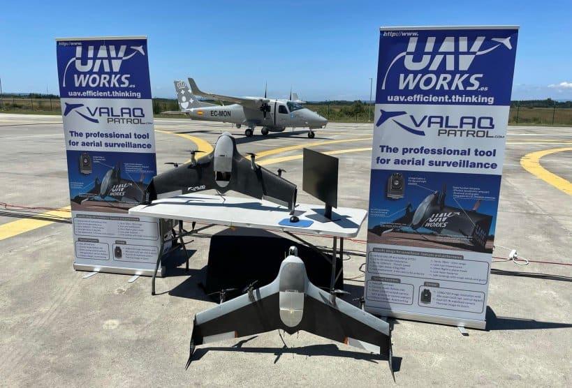 VALAQ Patrol VTOL UAV