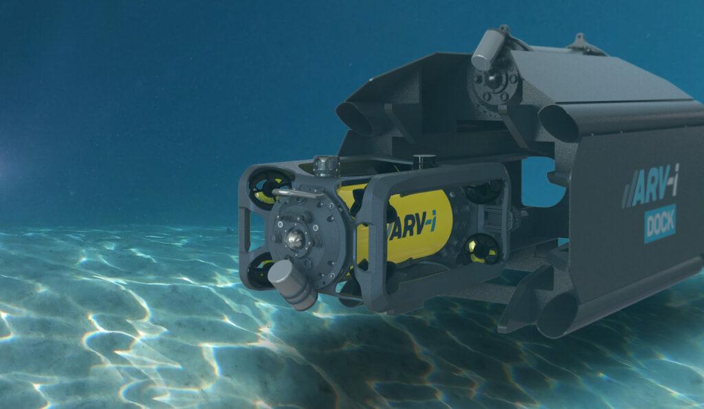 arvi resident Autonomous Underwater Vehicle