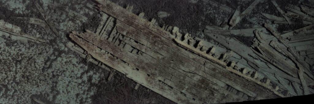 shipwreck imaging Observer & Nova Micro