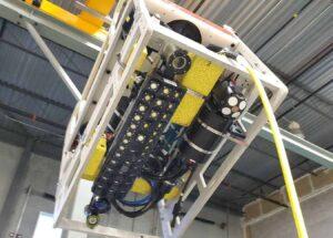 underwater 3d scanning system