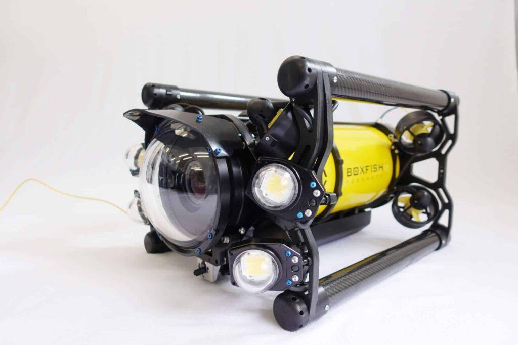 underwater Cinematography ROV