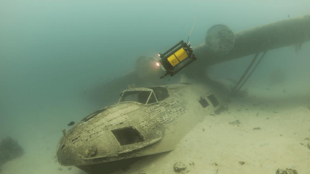 underwater exploration robots
