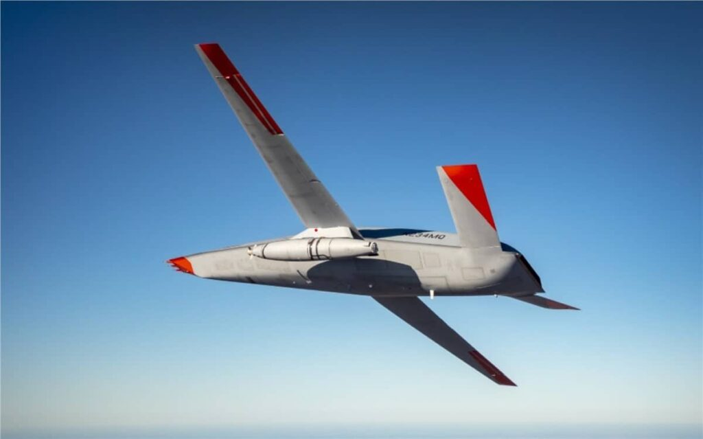 Boeing manned-unmanned teaming