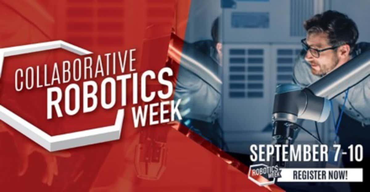 Collaborative Robotics Week