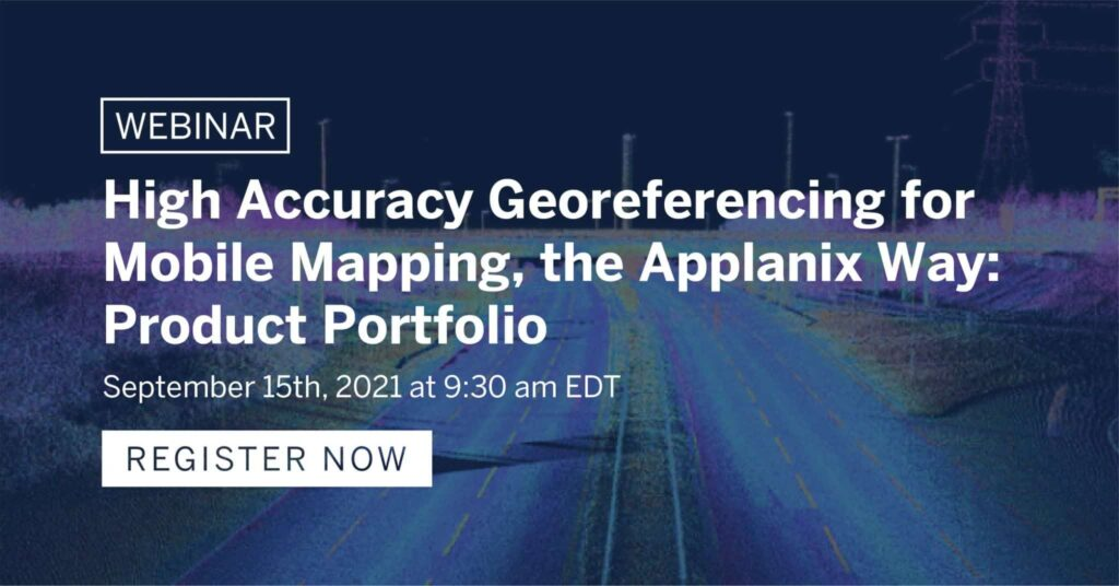 High Accuracy Georeferencing for Mobile Mapping