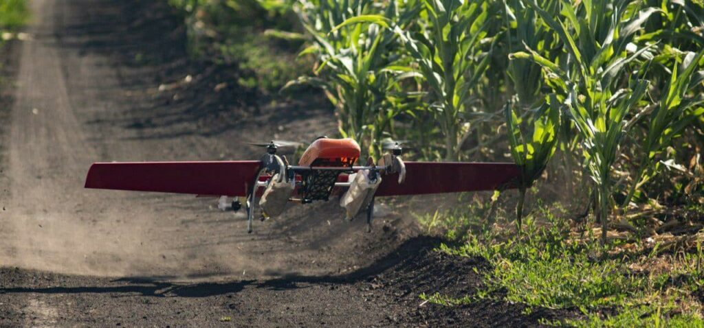 Jobs for Drone pilots in agriculture