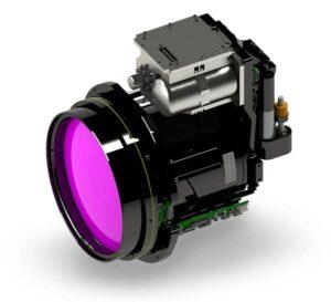 Neutrino-SX8-MWIR-Camera