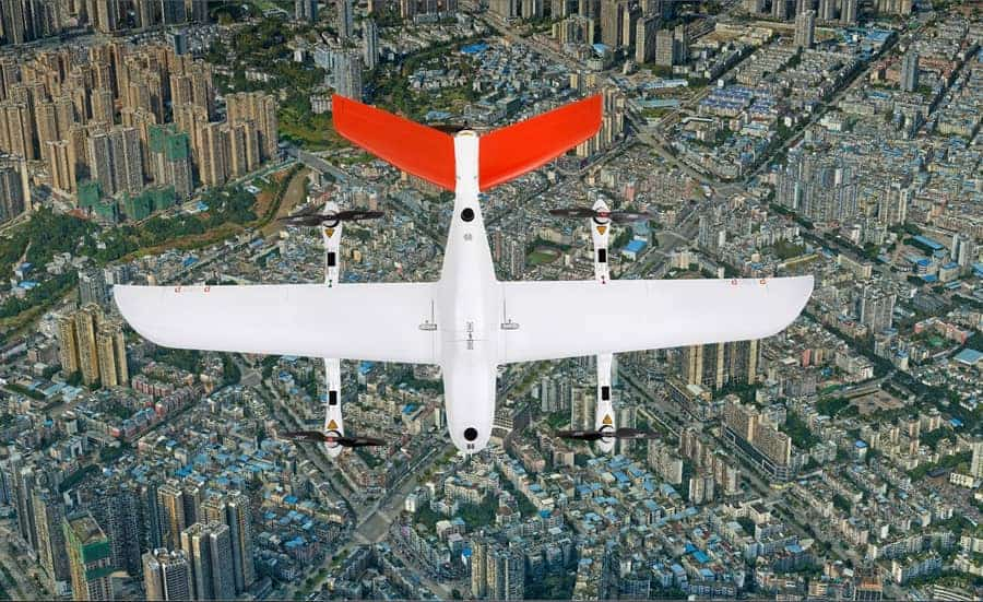 P330 PRO VTOL mapping drone