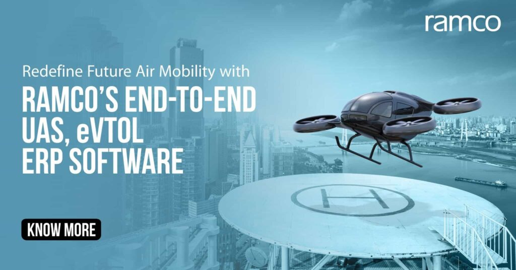 Ramco Drone Software