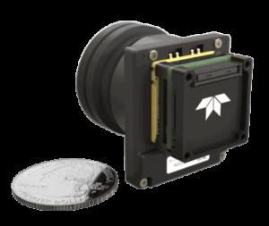Teledyne MicroCalibir thermal camera