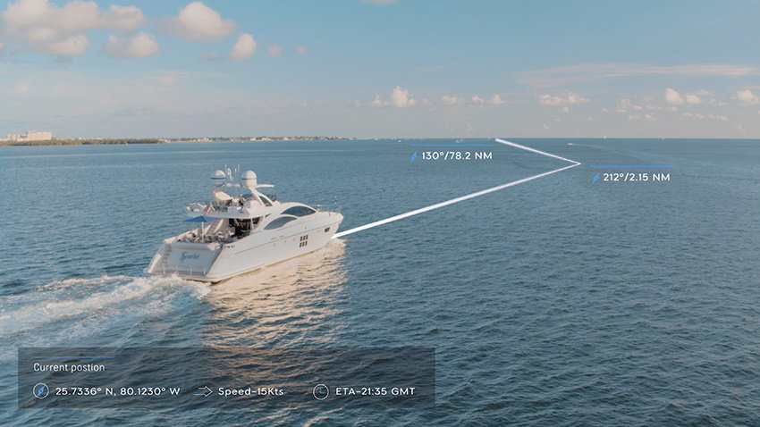 Automated vessel control technology