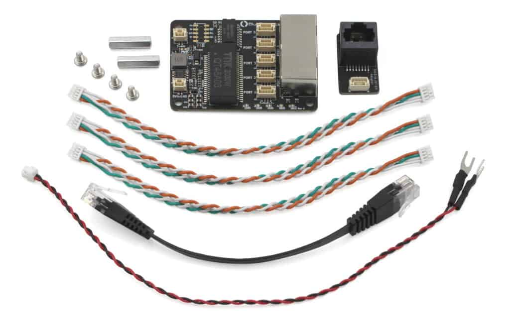 BlueROV2 Ethernet Switch