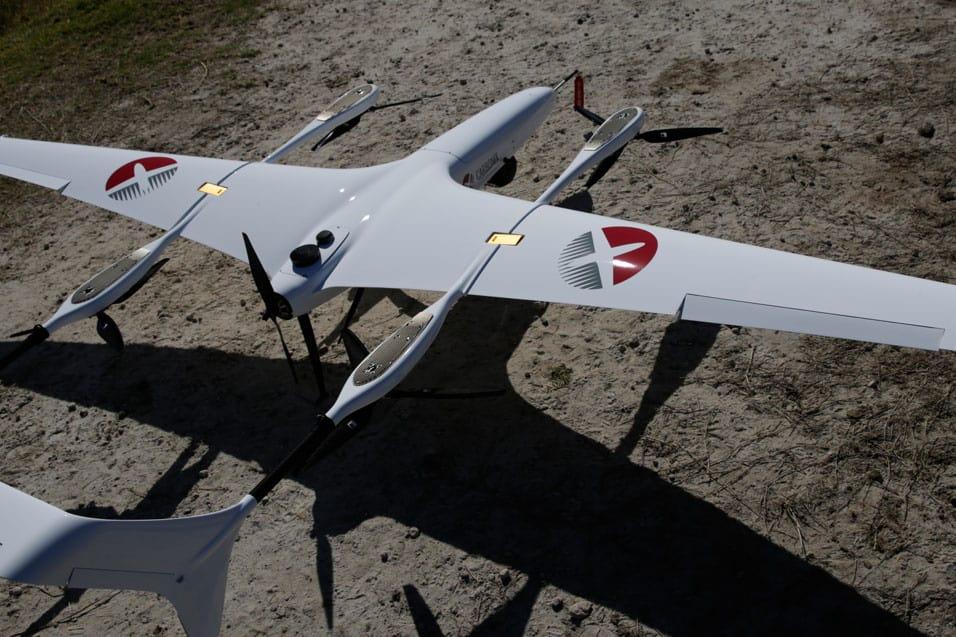 Carbonix Volanti UAV