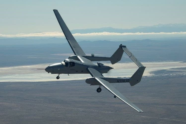 Long-range UAS C2