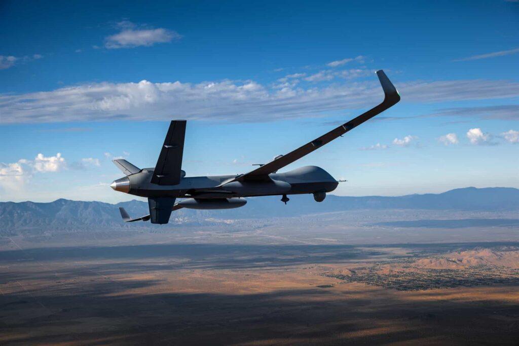 MQ-9A Big Wing UAS