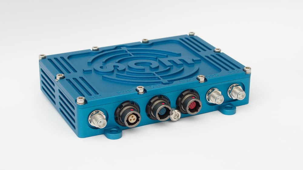 Small High-Performance RF Data Link Unveiled at DSEI