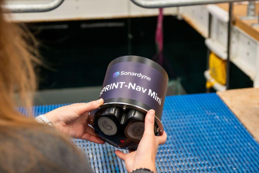 Sonardyne SPRINT-Nav Mini Navigator