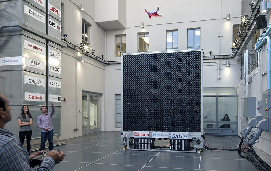 aircraft wind tunnel testing