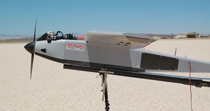 custom control solutions for UAVs