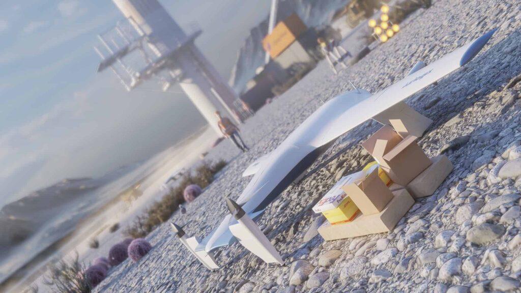 Autonomous Drone Delivery